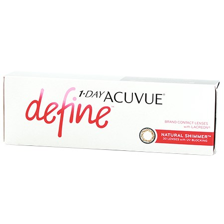 1-DAY ACUVUE DEFINE 30pk contact lenses