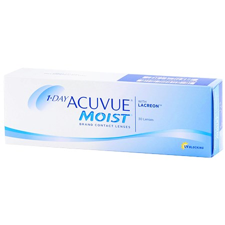 be7cb589b42 Buy 1-Day Acuvue Moist 30-Pack Contact Lenses Online