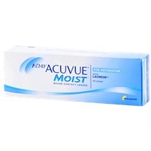 1-DAY ACUVUE MOIST for ASTIGMATISM 30 Pack contact lenses