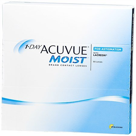 0247f290f3ff1 Buy 1-Day Acuvue Moist for Astigmatism 90-Pack Contact Lenses Online