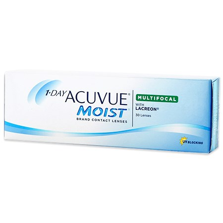 1-DAY ACUVUE MOIST Multifocal 30 Pack contact lenses