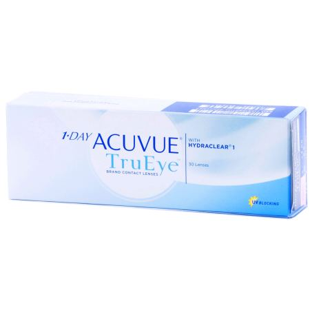 1-DAY ACUVUE TruEye 30 Pack- Nara B Contact Lenses - aclenspotency c6ac0db7510a