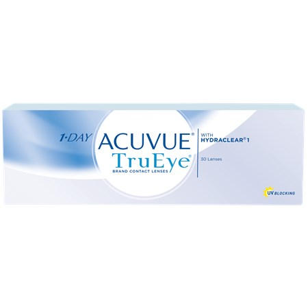 Acuvue 1-DAY ACUVUE TruEye 30pk contact lenses