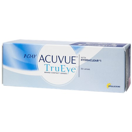 Acuvue 1-DAY ACUVUE TruEye 30 Pack contact lenses