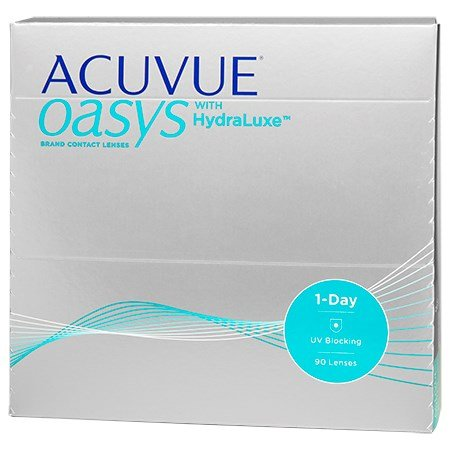 1cb9340c4fe Buy Acuvue Oasys 1-Day with HydraLuxe Contact Lenses Online