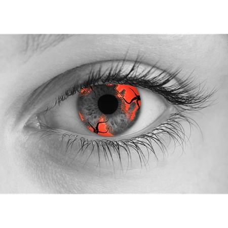Special Effects Zombie Hemorrhage contacts