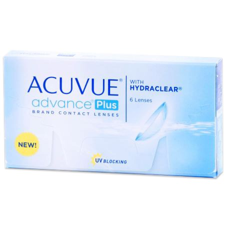ACUVUE ADVANCE PLUS contact lenses