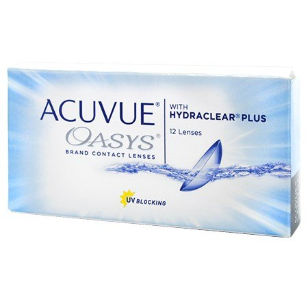 ACUVUE OASYS 2-Week 12pk contact lenses