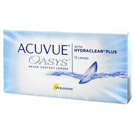 ACUVUE OASYS 2-Week 12pk contact lenses