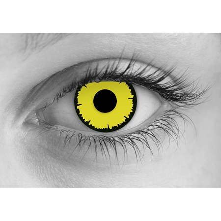 Special Effects Angelic Yellow contacts