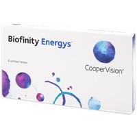 Biofinity Energys contact lenses