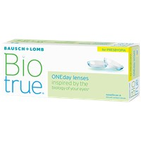 Biotrue ONEday for Presbyopia (30 pack) contact lenses