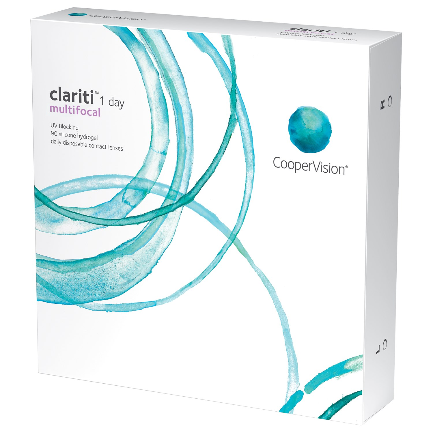 Clariti 1-day Multifocal 90-pack contact lenses
