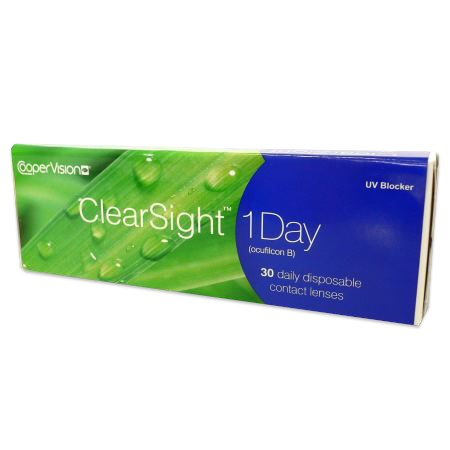 Clearsight 1 day 30 pack contacts