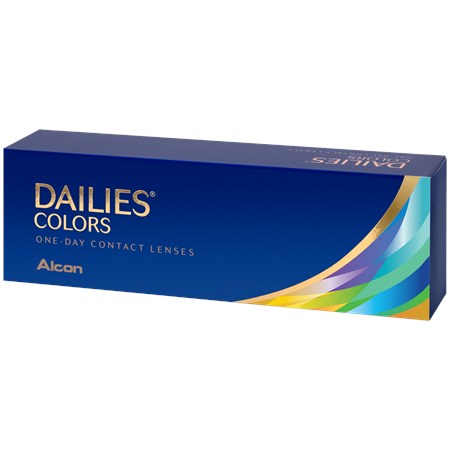 DAILIES Colors 30pk contact lenses