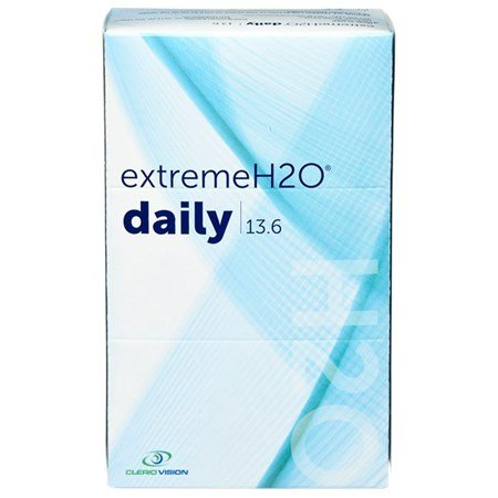 Extreme H2O Daily 90pk contact lenses