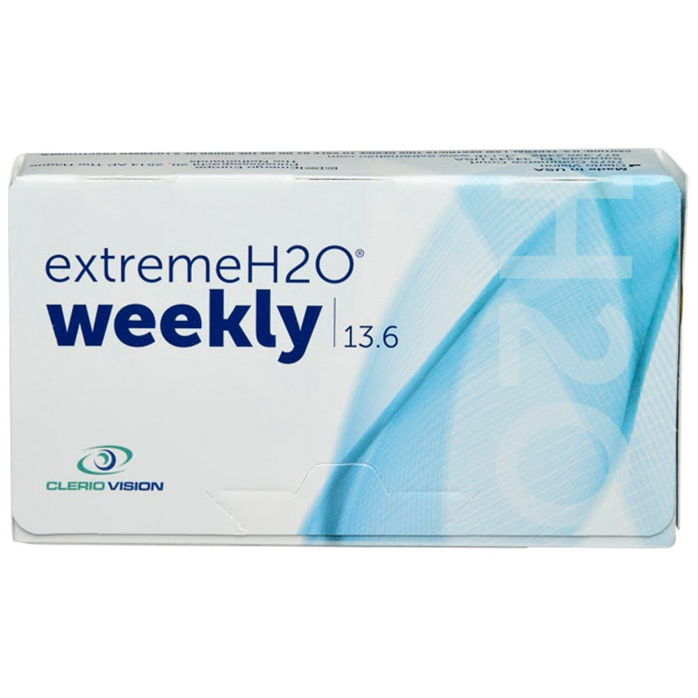 Extreme H2O Weekly 12pk contact lenses