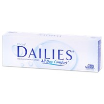FOCUS DAILIES 30 Pack contact lenses