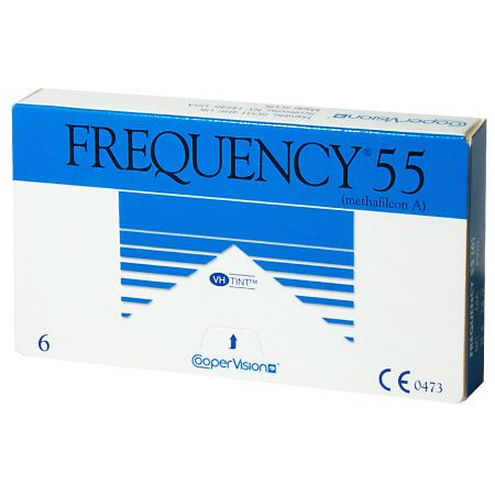 Frequency Contact Lenses