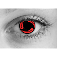 Mangekyo contact lens