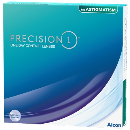 PRECISION1 for Astigmatism 90pk contact lenses