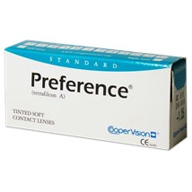 Preference Standard sphere contact lenses