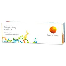 Proclear 1 day multifocal 30-pack