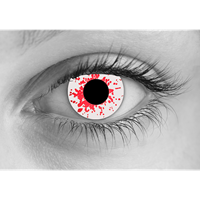 Blood Shot contact lens