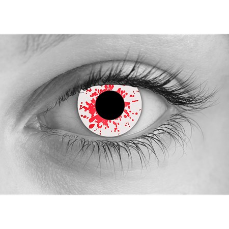Special Effects Blood Shot contacts