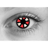 Resident Evil contact lens