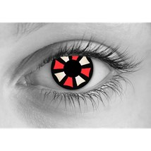 Resident Evil contact lenses