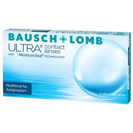 ULTRA Bausch + Lomb ULTRA Multifocal for Astigmatism contact lenses