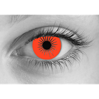 Zombie Fury contact lens