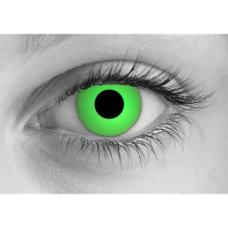 Special Effects Zombie Green contacts