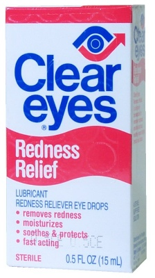 Buy Clear Eyes Extra Redness Relief, Contact Lens Accessory online.