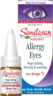 Buy This Similasan Eye Drops #2 - Natural Allergy Relief Here