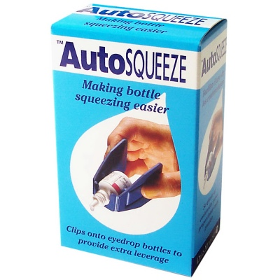 Buy Autosqueeze Bottle Squeezer, Contact Lens Accessory online.