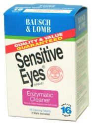 Buy This Sensitive Eyes Enzymatic Cleaner Here