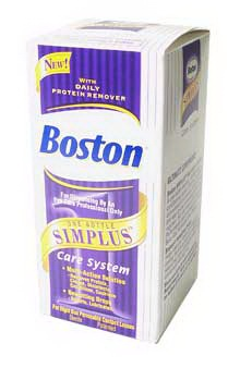 Buy Boston Simplus, Contact Lens Accessory online.