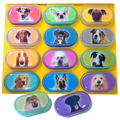 Buy Canine Contact Lens Cases, Contact Lens Accessory online.