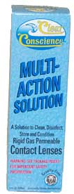 Buy This Clear Conscience Multi-Action RGP Solution Here