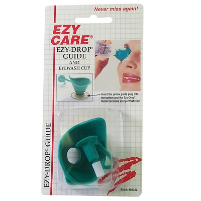 Buy Ezy Care Eyedrop Guide, Contact Lens Accessory online.