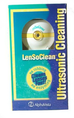 Buy LensoClean, Contact Lens Accessory online.