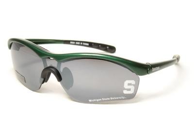 Sport Sunglasses - Michigan State University Spartans Sunglasses MSU Sport
