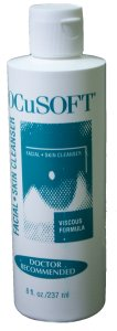 Buy This Ocusoft Facial Skin Cleanser Here