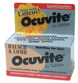 Buy Bausch & Lomb Ocuvite, Contact Lens Accessory online.