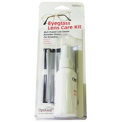 Buy Eyeglass Lens Care Kit, Contact Lens Accessory online.
