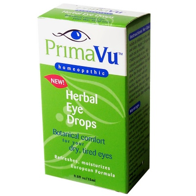 Buy This PrimaVu Herbal Eye Drops Here