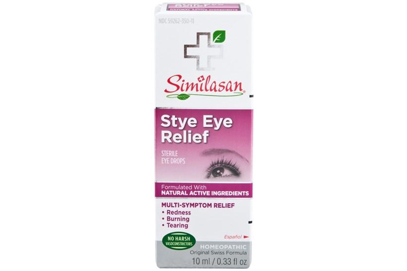 Similasan Stye Eye Relief 33 Fl Oz Dry Amp Red Eye Treatments At Ac Lens