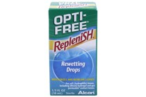 Alcon Opti-Free Replenish Rewetting Drops (.33 fl. oz.)